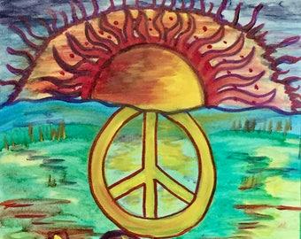 Peace, Love Joy