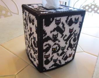 Cat Tissue Topper