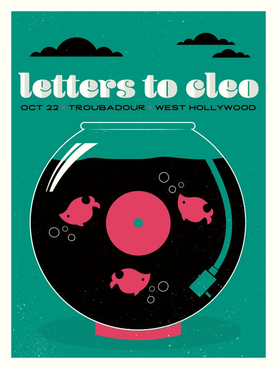 Letters To Cleo // The Troubadour, West Hollywood, CA
