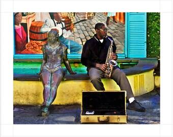 Serenade, French Quarter