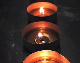 A colony of candles...