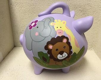 Piggy Bank: Jungle 'O Fun!