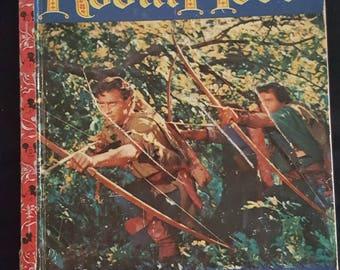 Vintage Walt Disney's Robin Hood Mickey Mouse Club