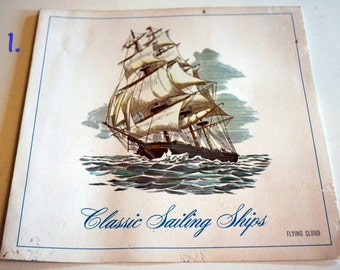 Vintage Ship Medical Pamphlets