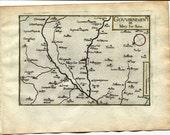 1634 Nicolas Tassin Map M...