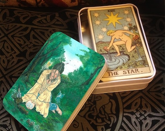 Tarot Tin Heal the Earth