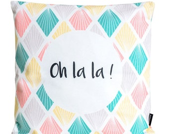 Cushion - Ohlala cover. Home decor, pillow, gift