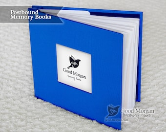 Baby Memory Book - Blue
