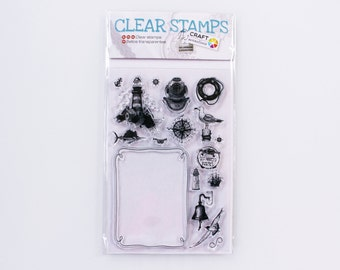 Action Clear Stamps 05