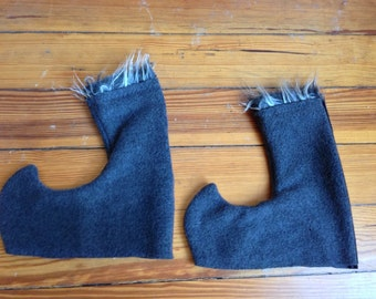 Kristoff Bootie Covers