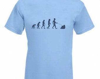 Evolution To Maltese t-shirt Funny Dog T-shirt sizes Sm To 2XXL