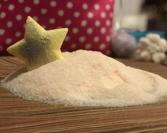 Himalayan Sea Salt Bath Bomb