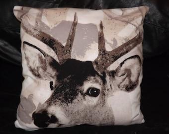 Beautiful Wildlife Stag Cushion