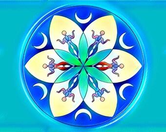 Spring Recipe Kit for Women's Ceremonies (spring equinox, ostara, beltane, ritual, ceremony)