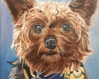 Additional Pet- Custom Pet Portrait