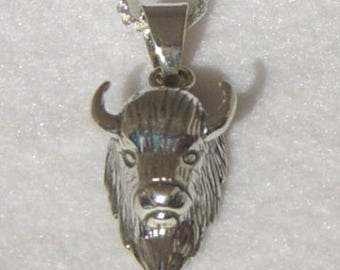 Buffalo Jewelry, Sterling Silver Buffalo Jewelry, Buffalo Jewelry Made in America, Sterling Silver Buffalo Jewelry on Sale 40% OFF