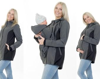 Babywearing 3in1 Carrier Jacket jacket