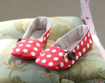Daphne Women's Shoes PDF Sewing Pattern (#6)