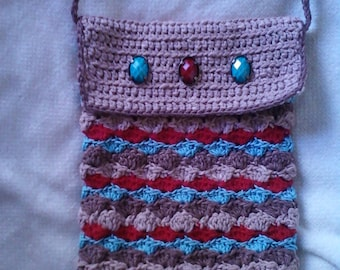 Small crochet bag