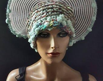 Artistic hat