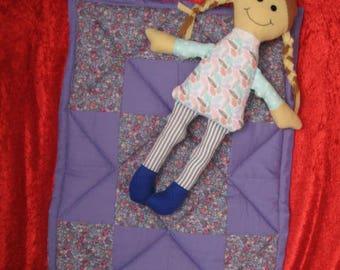 Doll's Pram Bedding