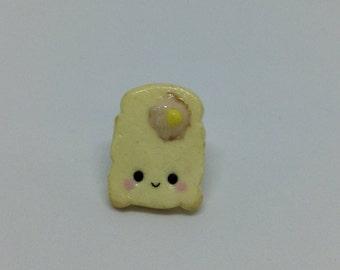 Egg on Toast Pin