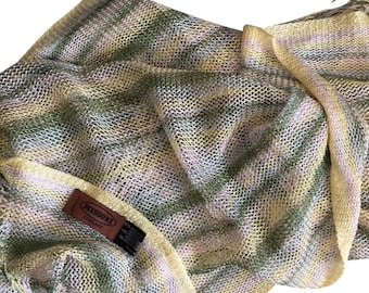 Vintage Missoni scarf wrap