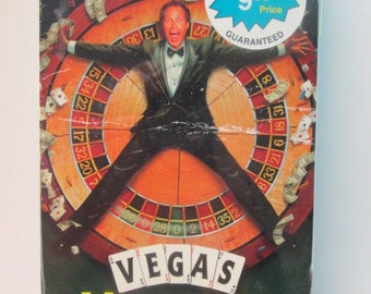 Chevy Chase vegas vacation vhs tape ne in plastic shrink wrap