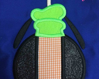 Silly Pop Applique Design