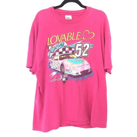 """90s Racing """"Lovable"""" tee"""