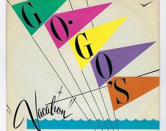 Go-Go's - Vacation / Beatnik Beach - 45rpm - 1982