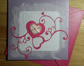 Romantic card any circumstances