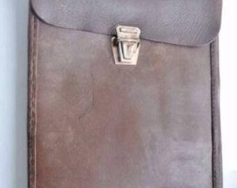 USSR Army Officier field bag planshet (tablet). Original