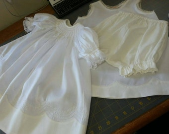 Bloomers to match your dress..custom only any size.