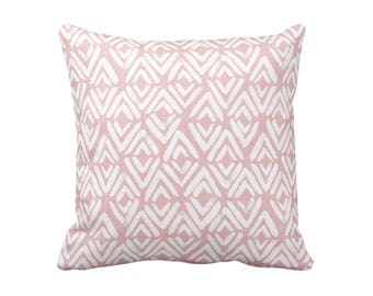 Pink Decorative Pillow Cover Blush Pink Pillow Cover Pink Throw Pillow Cover Sofa Pillows Cushion Cover Oversize Pillows Blush Pink Decor