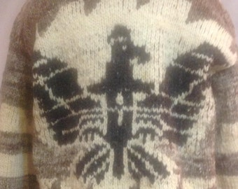 Genuine Vintage Cowichan Sweater