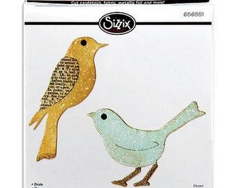 Sizzix Bigz Die 5.5'X6'-Birds