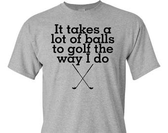 Golf Shirt, Funny Golf Shirt, Gift for Dad, Dad Birthday, Golf Gift, Gift For Golfer, Fathers Day Gift, Gift For Men