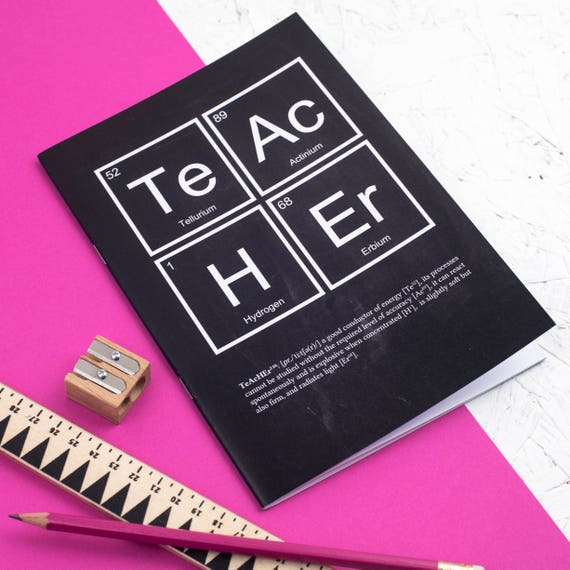 Teacher chalkboard notebook periodic table chemistry science urtaz Images