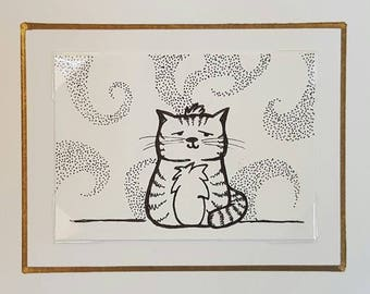 Kitty Beau, Ruth Donnelly Original Art