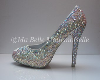Crystal Bridal Shoe's