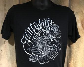 Earthship Studios Tee in Black