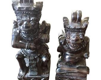 Vintage Carved Figurines