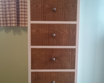 Rustic Tallboy, Chest of Drawers