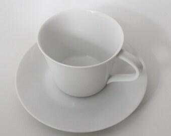 Noritake Snowville Cup & Saucer