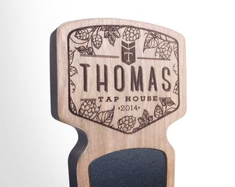 Engraved Custom Beer Tap Handle - Citra