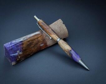 purple epoxy