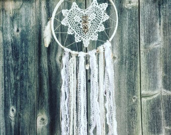 Dreamcatcher with Hearts