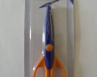 Cranteurs scissors / cutting pattern: waves