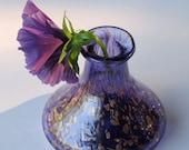 Purple Inkwell Mini Vase,...